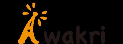 wakri (わくり) | いつもの毎日に、ワクワクをプラス